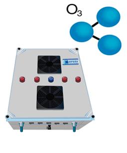 Промышленный озонатор воды - обезжелезивания воды