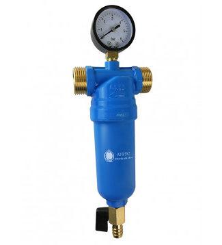 Промышленный фильтр тонкой механической очистки воды Аурус 3 - 30 л/мин