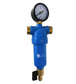 Промышленный фильтр тонкой механической очистки воды Аурус 1 - 16 л/мин