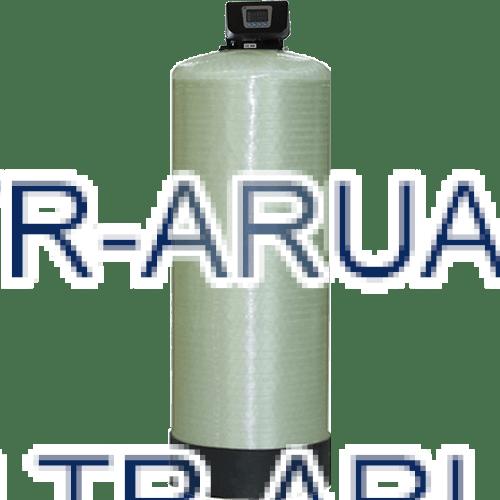 Колонна с угольным сорбентом Аруан 5 м3/час