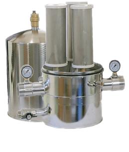 Фильтры для обезжелезивания воды система Аэрации