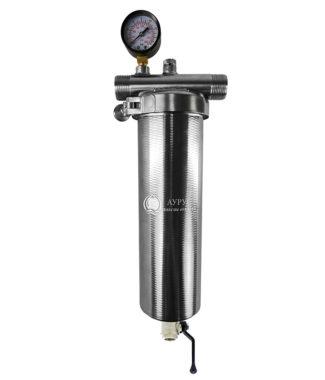 Промышленный фильтр тонкой механической очистки воды Аурус ФТО 2.0.5 - 0,5 микрон - 60 л/мин