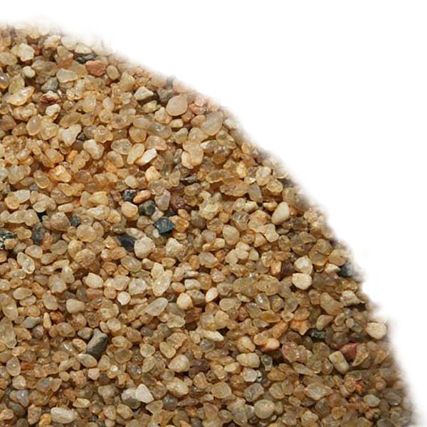 Кварцевый песок в мешках по 25 кг