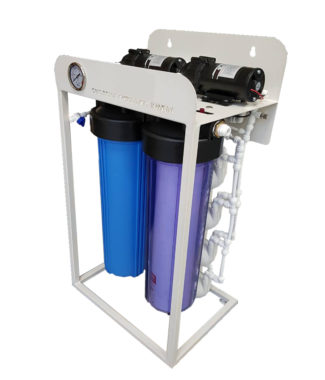 Промышленная система обратного осмоса  RO - 700 - 150 литров в час