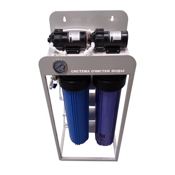 Промышленная система обратного осмоса  RO - 1200 - 400 литров в час