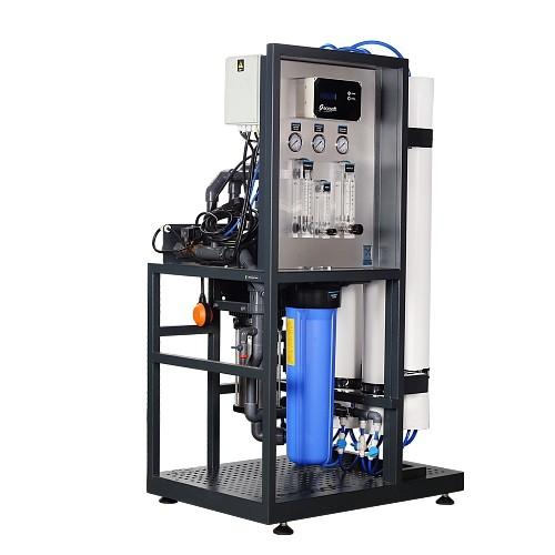 Промышленный осмос с насосом MO36000 1,5 м3/ч (c мембранами Ecosoft) (6/4040)*