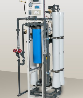 Промышленный обратный осмос RO-500 (2/4040) 500 литров в час