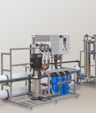 Промышленный обратный осмос RO-2/8040 - 2000 литров в час