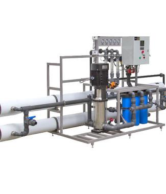 Промышленный обратный осмос RO-3/8040 - 3000 литров в час