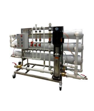 Промышленный обратный осмос RO-6/8040 - 6000 литров в час