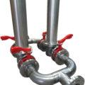 Двойной фильтр механической очистки Аруан 300 (20-800 м3/час, ДУ 50 - ДУ 300)