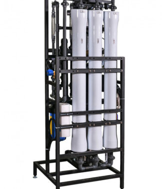 Промышленный обратный осмос RO-750 (3/4040) 750 литров в час