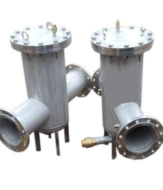Промышленный фильтр сетчатый Аруан 200 – (200-400 м3/час, Ду 200мм)