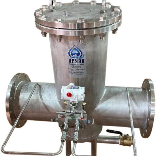 Промышленный фильтр сетчатый Аруан 400 – (200-600 м3/час, Ду 250мм)